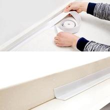 Kitchen Waterproof Mildew Proof Adhesive Tape Toilet Corner Sealing Sticker for Bathroom Stickers Crack Repair
