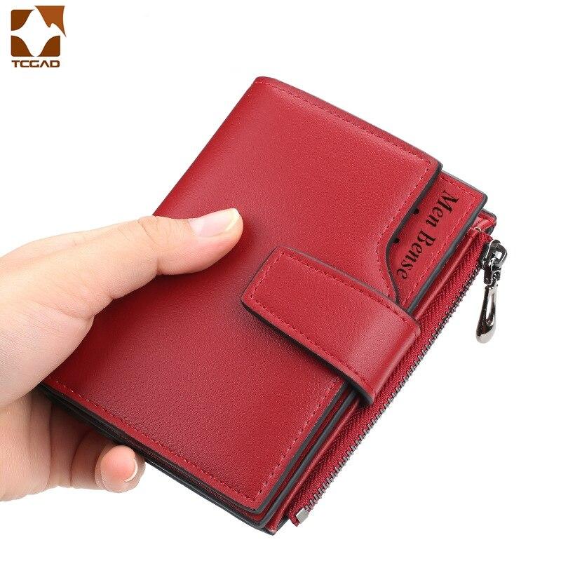 women's wallet small cartera mujer purse women wallets cards holders luxury brand wallets designer damski portefeuille femme