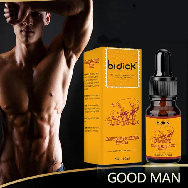 2021 New Male Vitality Massage Essential Oil Penis Enhancement Life Penis Sexy Delay Men Oil Enlargement Thicker Massage Oi P2G3 2