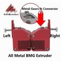 3D طابعة المعادن بودين الطارد BMG الطارد Btech المزدوج محرك الطارد ل 3d طابعة طابعة عالية الأداء ل 3D MK8