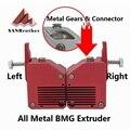 3d принтер металлический Боуден экструдер BMG экструдер Btech двойной привод экструдер для 3d принтера высокая производительность для 3d принтер...