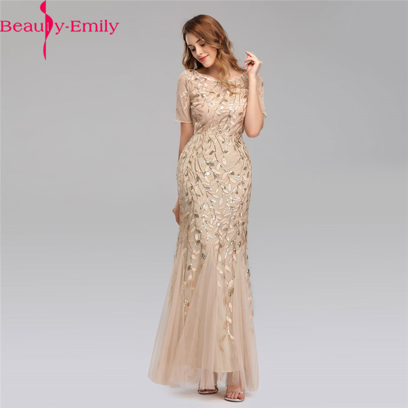 Fashion O Neck Tulle Appliques   Bridesmaid     Dresses   2019 Short Sleeve Floor Length Simple Burgundy Wedding Party   Dresses   2019