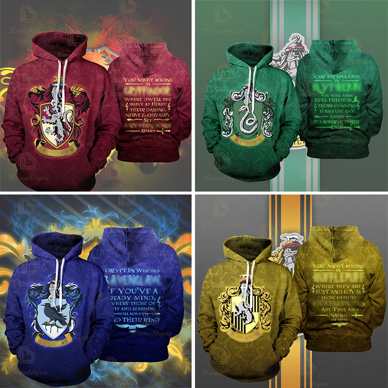 Wizardry Uniform Cosplay Outfits Hoodies Magic Clothes Cosplay Costumes Accessories Drop Shipping