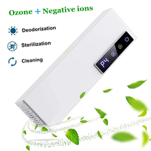 Ozone-Generator Deodorizer Toilet Air-Purifier Kitchen Portable Household Mini Car Pet