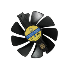 CF1015H12S FDC10U12S9 C GPU RX 480 RX 470 soğutucu NITRO dişli LED fan safir RX480 RX470 ekran kartı soğutma yedek olarak
