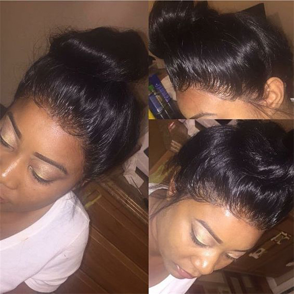 Full Lace  Wigs 360 Full Lace Wig  Pre Plucked Hd Lace Frontal Wig  Straight Lace Front Wig 5