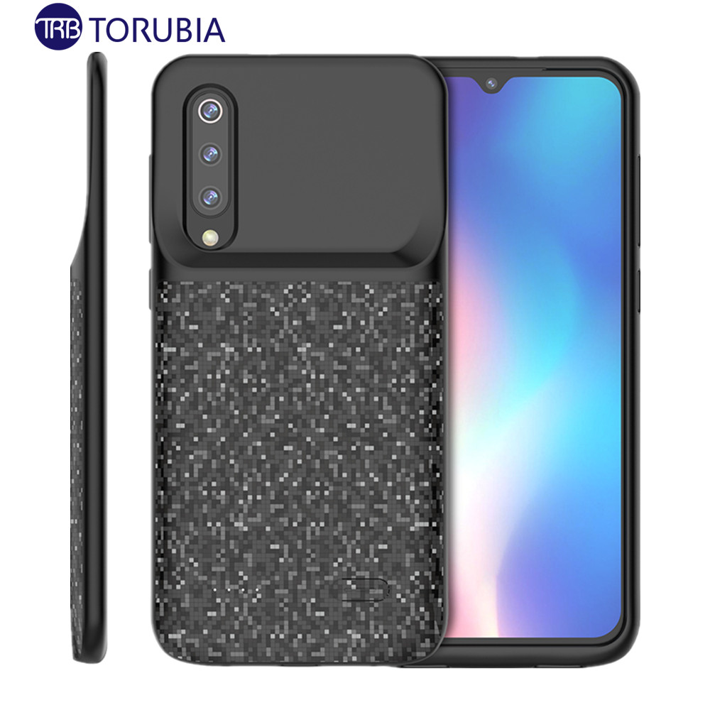 For Xiaomi Mi 9 Mi 9 SE Battery Charger Case 4700mAh External Slim PowerBank Rechargeable Back Cover For Xiaomi Mi9 Battery Case