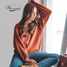 Women Oversized Pullovers Winter