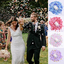 1pcs Push Poppers Confetti for Wedding Happy Birthday Decor Marriage Birthday Baby Shower Bachelor Party Celebrations Props