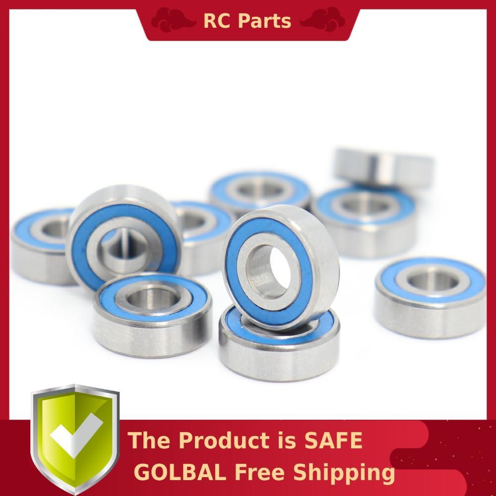 MR125-2RS Rubber Sealed Ball Bearing Bearings MR125RS ABEC-3 5x12x4 mm 5 Pcs