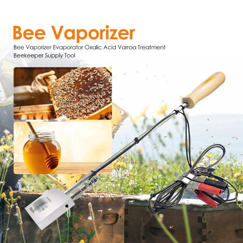 150W 12V AC/DC Multifunction Bee Vaporizer Evaporator Oxalic Acid Varroa Treatment Beekeeper Supply Tool