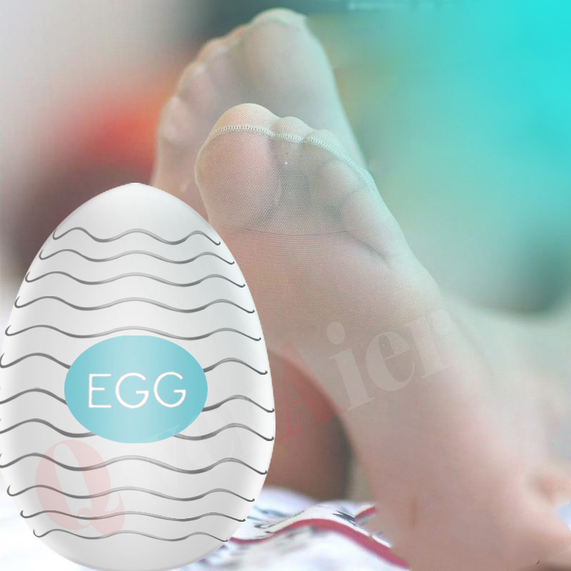 EGG Sex Men Portable G-spot Stimulator With 6 Models Penis Massager Sex EGG For Men Masturbation Sex Toy Adult Products
