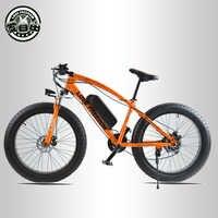 Amor libertad 26 pulgadas bicicleta eléctrica 48V 13ah batería de litio bicicleta de montaña eléctrica 500W Motor bicicleta para nieve eléctrica