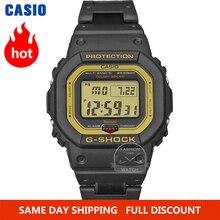 Casio montre intelligente hommes G Shock Top Marque luxe ensemble 200m étanche montre à quartz de sport LED numérique militaires plongée hommes regarder G Shock solaire Bluetooth 6 bande radio contrôlée montre bracelet