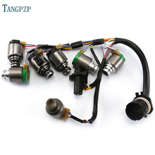 Original 5HP19 Transmission Solenoid Kit Wire Harness for BMW Audi Prosche