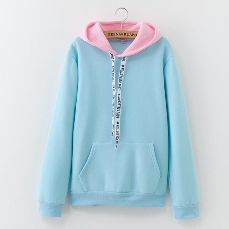 MRMT 2020 Brand Women's Hoodies Sweatshirts Fleece Pocket Hoodie Women Hoodies Sweatshirts Pullover For Female Hoodie Sweatshirt