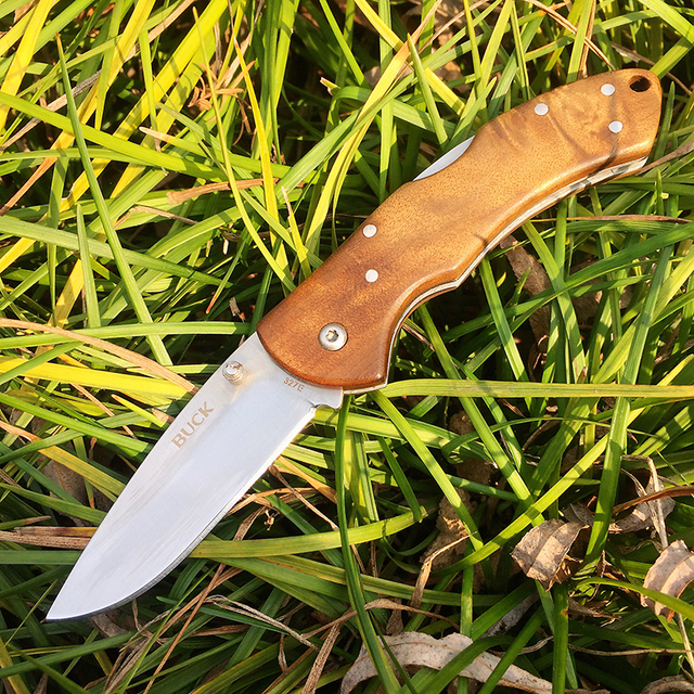 [Watchman W014] hunting knife Folding Knife Skinner Blade Knives Camping Survival Hunting Tactical Knife EDC Tools