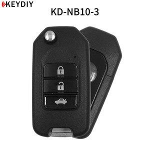 Image 3 - 5 قطعة ، KEYDIY KD900/KD X2 مفتاح مبرمج NB10 3/4 العالمي متعدد الوظائف KD جهاز تحكم عن بعد صغير مناسب لجميع B وسلسلة NB