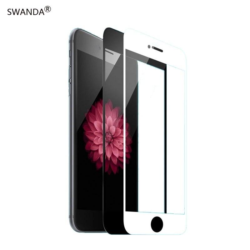 """I6 celotělové tvrzené sklo pro iPhone 6 6S Scree Protector 4,7 """"bezpečnostní Pelicula De Vidro G.D.SMITH Ice Core pro iphone 6 4.7"""