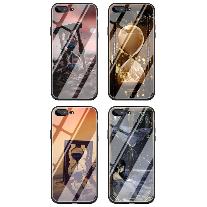 Funda Reloj de Arena - iPhone 5/5s/SE/6/6s