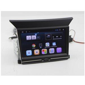 Image 4 - 車のマルチメディアプレーヤーホンダパイロット2009 2014アクセサリーラジオandroid streen画面carplay gpsナビ地図ナビゲーションシステム