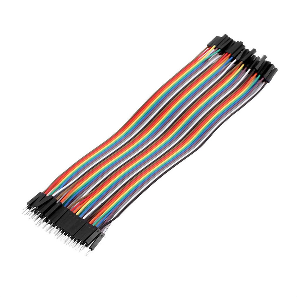 3PCS 20cm 2.54mm Male To Female Dupont Wire Jumper Cable Arduino Breadboard
