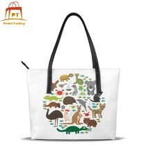 Kangaroo Handbag Kangaroo Top handle Bags Wedding High quality Leather Tote Bag Teen Large Women Handbags