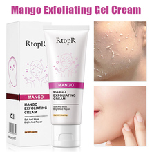Face Exfoliating Mask Cream Whitening Brightening Facial Treatment Oil Control Skin Care EY669