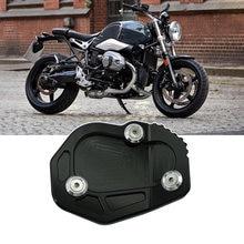 Moto kickstand enlarge для bmw rninet r nint rnine t r9t scrambler
