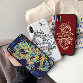 Перейти на Алиэкспресс и купить Чехол для Huawei Honor 9A 9S X10 9C 10 20 9 Lite 30 30S Pro 10i 8A 8X 9X Play station 4T Nova 7 Pro SE Y6 Y7 Y9 2019 Дракон мягкий чехол