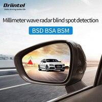 עבור הונדה crv crv עבור הונדה אקורד CRV אזרחית העיר Gerun Odyssey BSD BSA BSM מיקרוגל Radar Blind Spot ניטור ליין שינוי חנייה Aided (1)