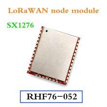 SX1276/SX1278 לורה מודול ארוך מרחק נמוך כוח 433 MHZ 470 MHZ 868 MHZ 915 MHZ RHF78 052 RHF76 052 FCC CE TELEC