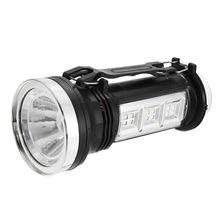 все цены на Solar Power Rechargeable LED Flashlight Outdoor Camping Portable Tent Light Lantern Lamp онлайн