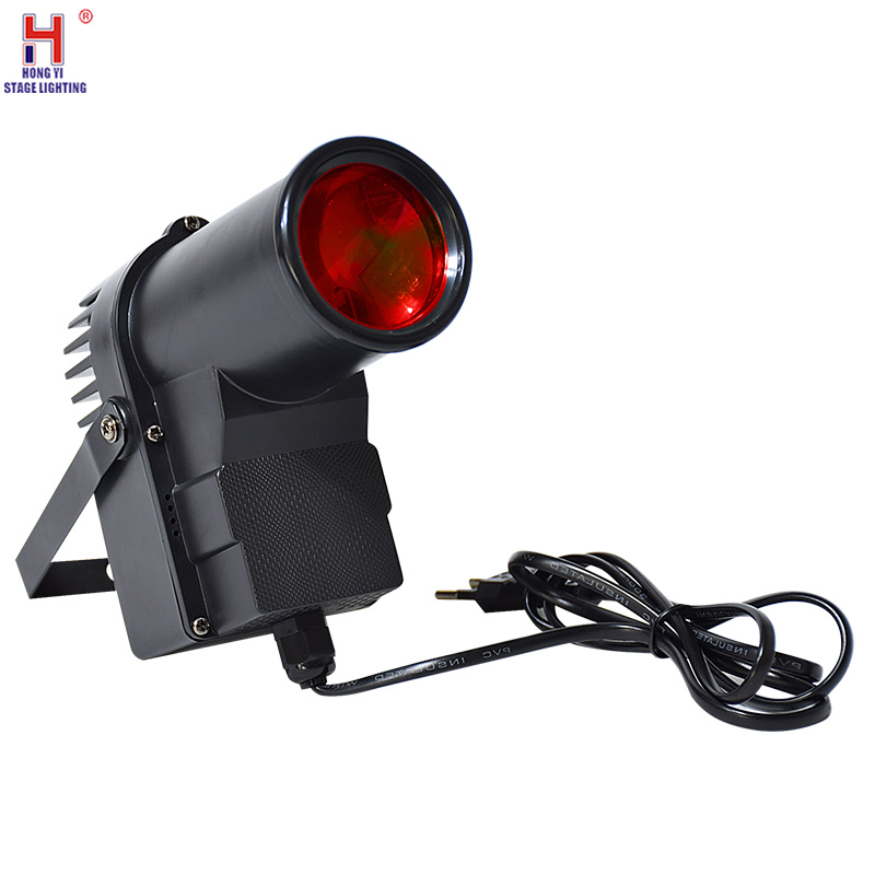 10W RGBW Pinspot Beam Led Lights Business Lights With Professional For Party Disco DJ DMX512 3/7 Channels 2pcs/lot