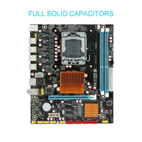 X58 1366 Motherboard Set DDR3 Professional Replacement Durable CPU ECC Memory Stable Dual Channel Desktop Accessories Home