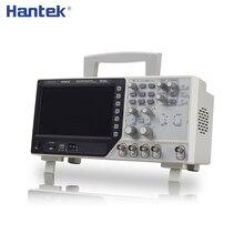 Hantek Oscilloscope numérique à 2 canaux, Oscilloscope arbitraire/fonction générateur de formes donde 70 200MHz DSO4072C DSO4102C