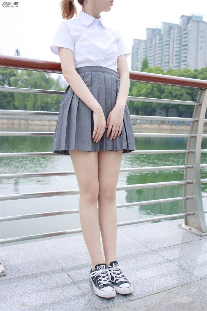 ★森萝财团★– JKFUN-005 卉子 10D肉丝 [116P/1V/2.59GB]插图1