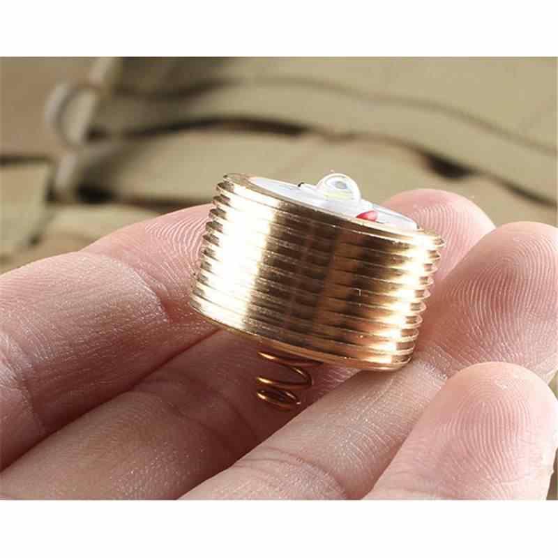 Светодиодный фонарик Convoy S2 +, серый, L2, 7135x4, 3/5 режимов, для повседневного использования, 18650, для кемпинга, охоты, фонарь, портативный ночник