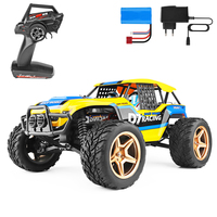 1/12 12402 A 4WD 2.4G RC Car Dessert Baja Vehicle Models High Speed 45km/h Remote Control Car Model Off Road Vehicle Toy gifts