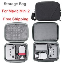 2-Carrying Case Storage-Bag Fast-Charger Drone-Body 2-Accessories Mavic Mini Remote-Controller