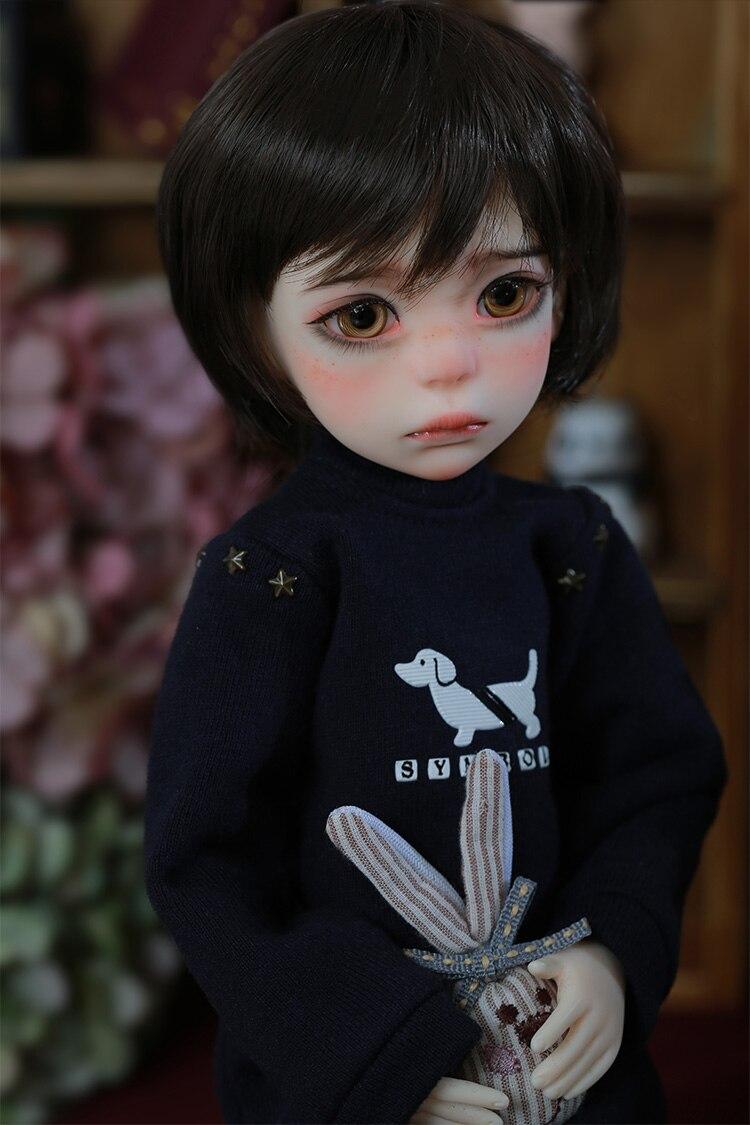 Cosmos boneca bastian bjd sd boneca 14