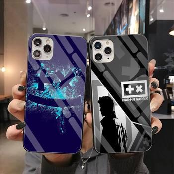 Martin Garrix DJ Weichen Telefon Abdeckung Gehärtetem Glas Für iPhone 11 Pro XR XS MAX 8X7 6S 6 Plus SE 2020 fall