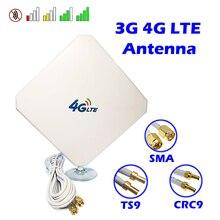 Ăng Ten MIMO 3G 4G Có Giác Hút Kép SMA TS9 CRC9 Kết Nối Cho Tăng Cường Tín Hiệu Khuếch Đại Kích Sóng Repeater modem Router WiFi