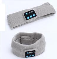 Knitting model gray