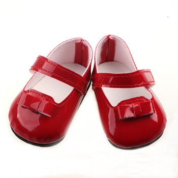 Luck doll Hot Sale Fashion New Princess Doll Shoes fit 18- Inch American  Accessories Christmas Gifts for selection