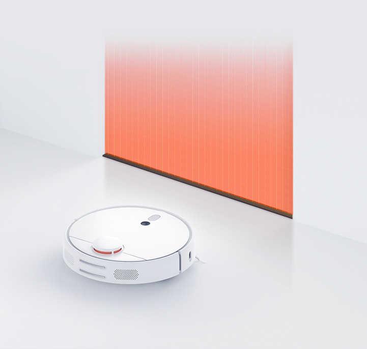 Orijinal Xiaomi Mijia Mi Robot süpürge 1S 2 ev otomatik süpürme toz Sterilize siklon emme WIFI akıllı planlanan RC