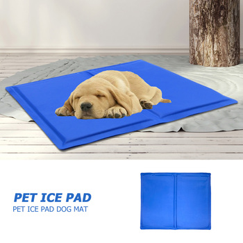 Multifunction Dog Play Mat Cooling Pads Car Seat Cover Pad Pet Sleeping Cushion for Household Animal Dogs Accessories image