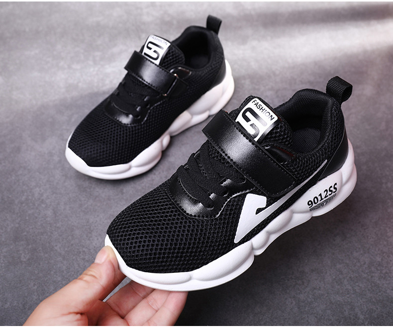 PINSEN Kids Shoes Boys Casual Children Sneakers For Boys Leather Fashion Sport Kids Sneakers 2019 Spring Autumn Children Shoes (9)