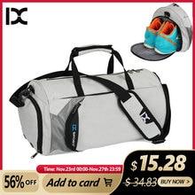 男性のためのトレーニングバッグ Tas フィットネス旅行嚢デスポーツアウトドアスポーツスイム女性ドライ、ウェット Gymtas ヨガ靴 2020 XA103WA