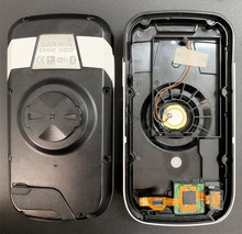 original Housings For garmin edge 1000 Battery Door rear cover back (With Charge Connector )
